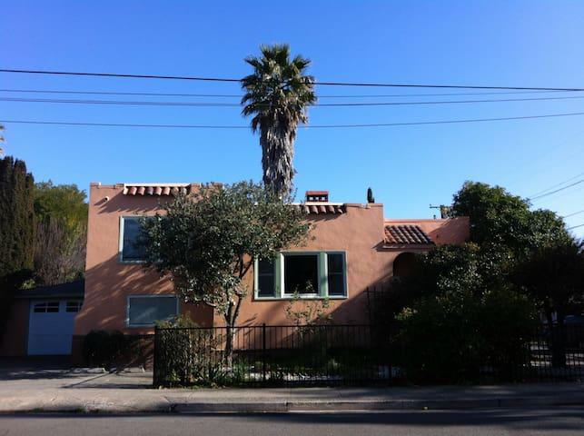 Casa Olivia: Mediterranean charm in folksy Fairfax