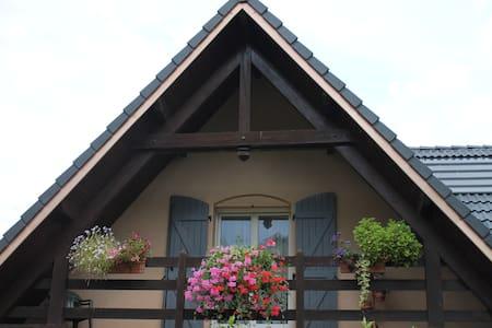 Chambre privative dans maison à la campagne - Jezainville - 独立屋