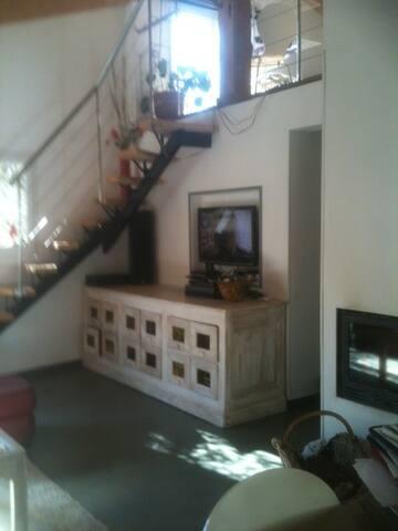 tres beau gite - Levens - House