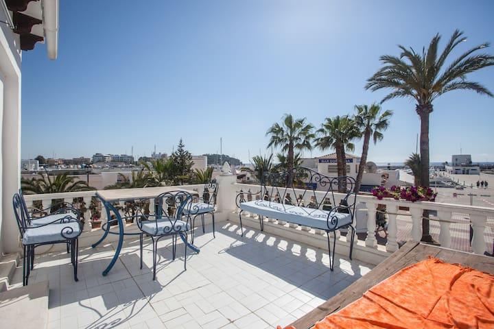Amazing apartment seaview in Ibiza - Santa Eulària des Riu - Apartment