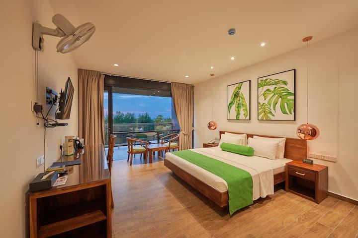 Brand New ! Garden View Room at Agnus Luxury Villa