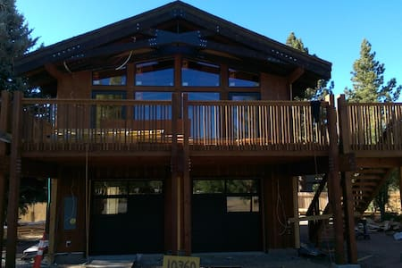 Mountain Modern In-Law Unit - Truckee - Apartamento