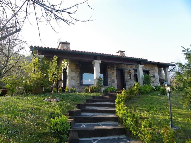 Wonderful villa in Camino Santiago - Camoca