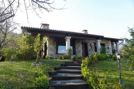 Preciosa casa Camino Santiago - Camoca