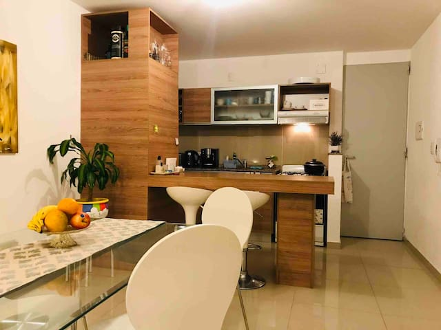 VOW Beautiful Comfortable Apartment in Carlos Paz