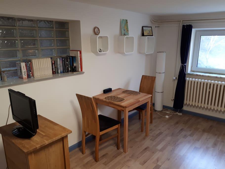 fr hlingsangebot wohnung im herzen norddorfs apartments zur miete in norddorf schleswig. Black Bedroom Furniture Sets. Home Design Ideas