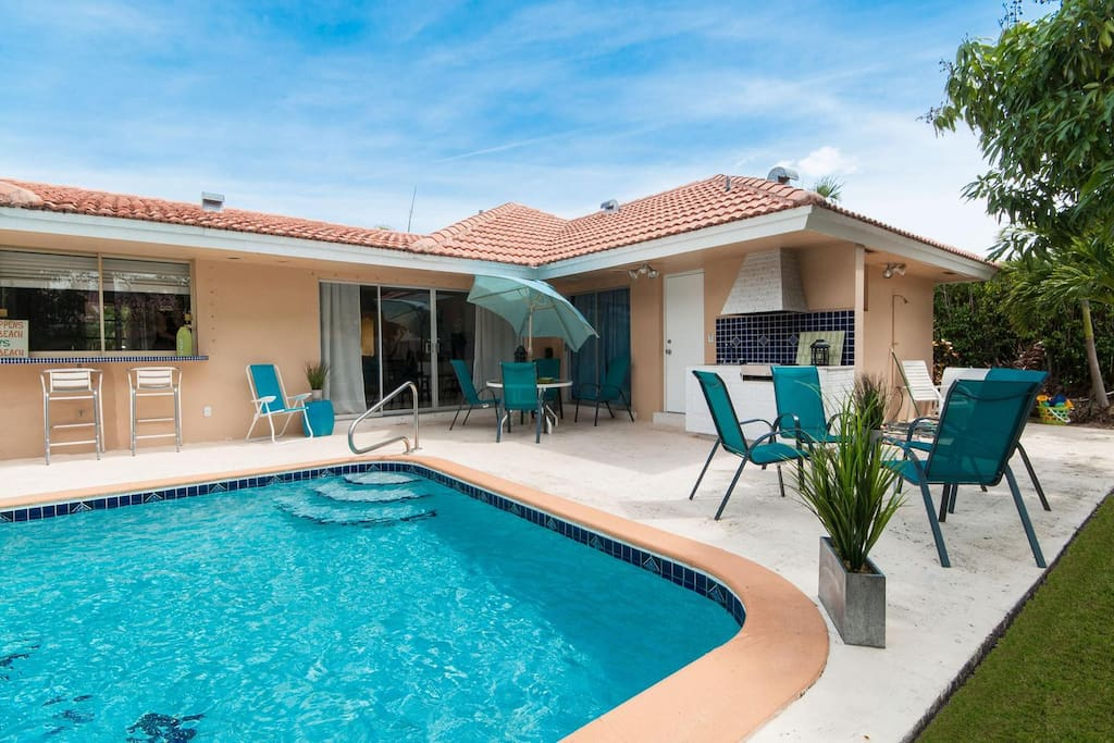 Vacation Home rental in Fort Lauderdale Imperial Point!