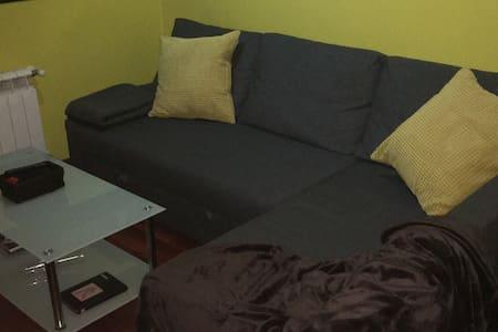 Habitación con encanto en el centro de Oviedo - Oviedo - Szoba reggelivel