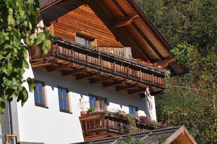 Garten Eden - Biohof in den Dolomiten - Völs am Schlern - Apartmen