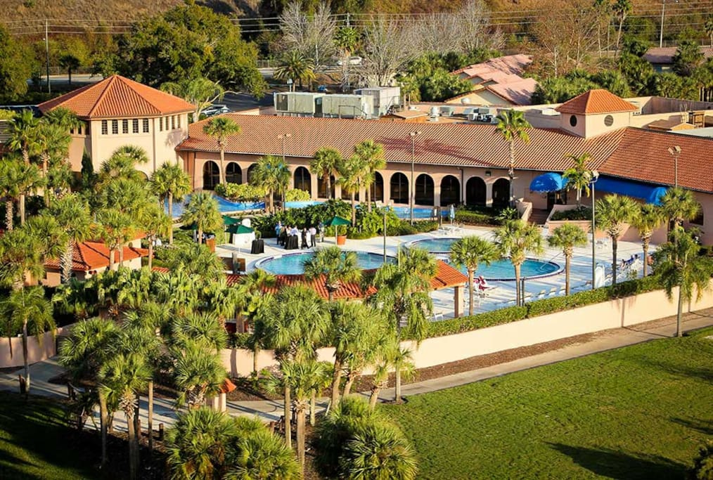 orlando fl luxury resort 3 br condo free shuttles villas for rent