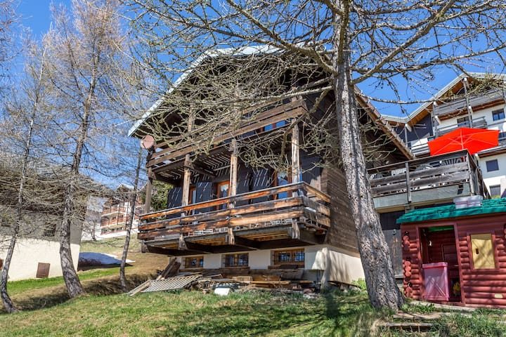 Lovely chalet 5 min from ski slopes - Hauteluce - House