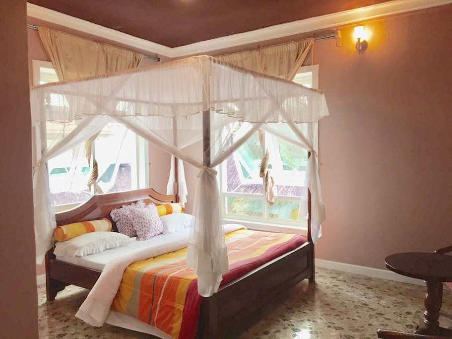 Beige room