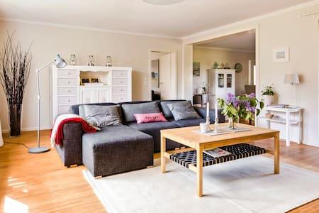"""Ferienhaus """"Vogelkieker"""",  WG """"Strandläufer"""" - Föhr - Midlum - Apartemen"""