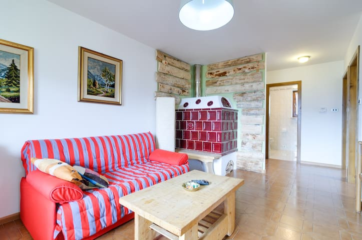 Welcome to paradise - Carano - Apartamento