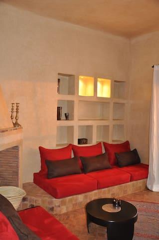 suite Rouge Marrakech - marrakech - Inap sarapan