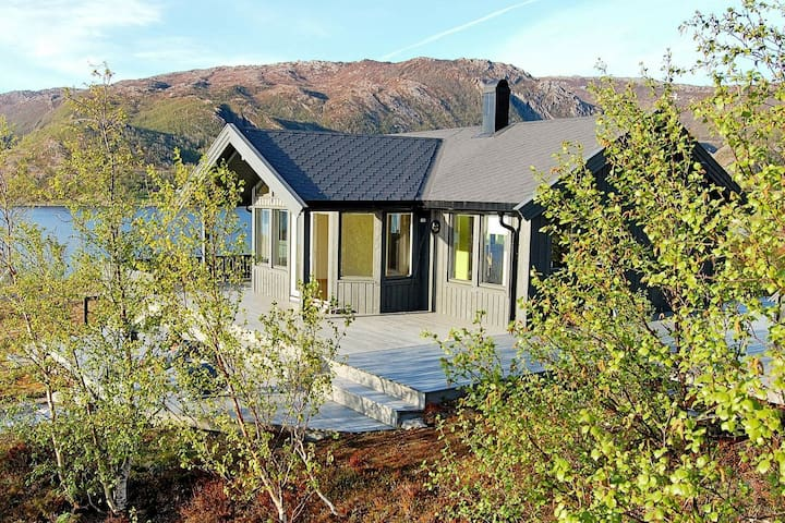 4 star holiday home in Inndyr