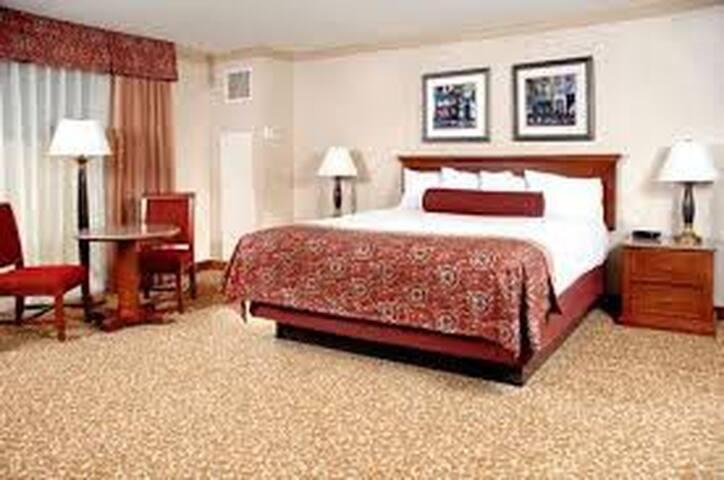 On Strip@JockeyClub/Cosmo PoolParty - Las Vegas - Huoneisto