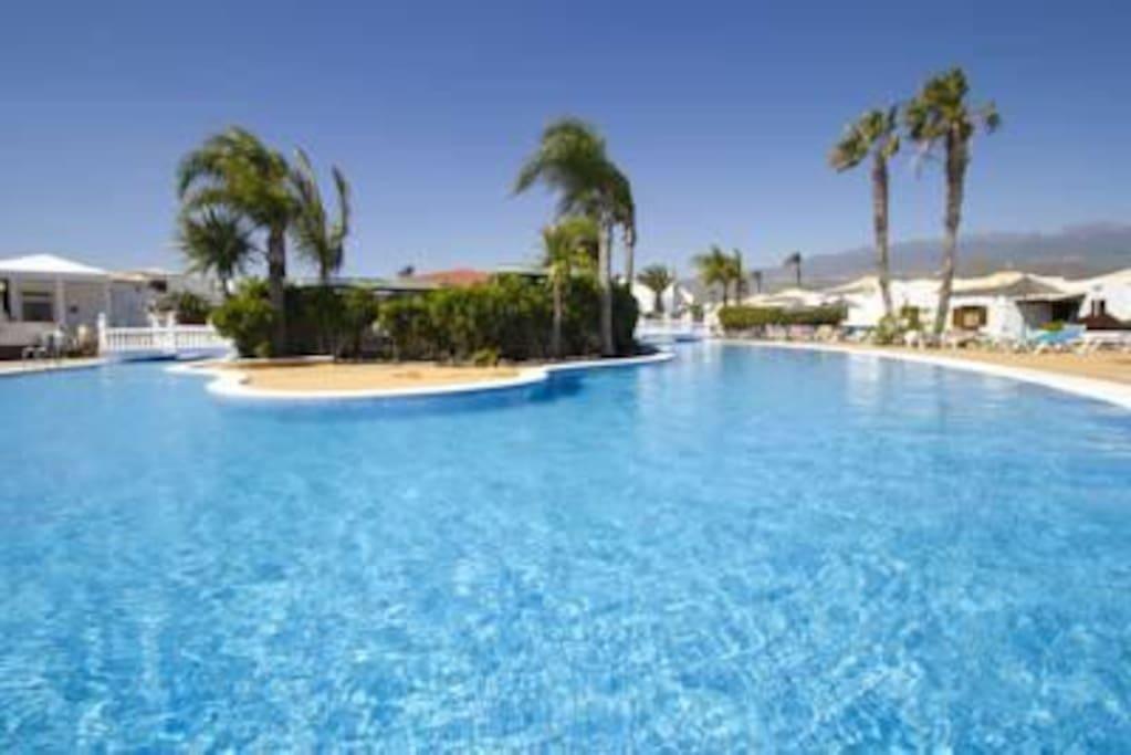Royal Tenerife Country Club Pool Island