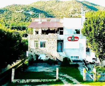 3k@los Villa's Minimal Apartment