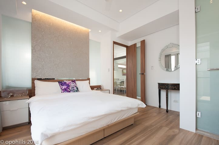 Brand New 2 bedroom penthouse
