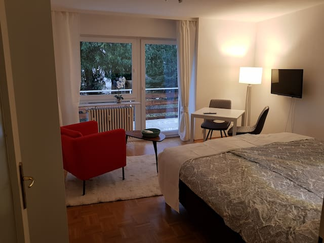 Schickes 1 Zimmer Appartement zentral gelegen