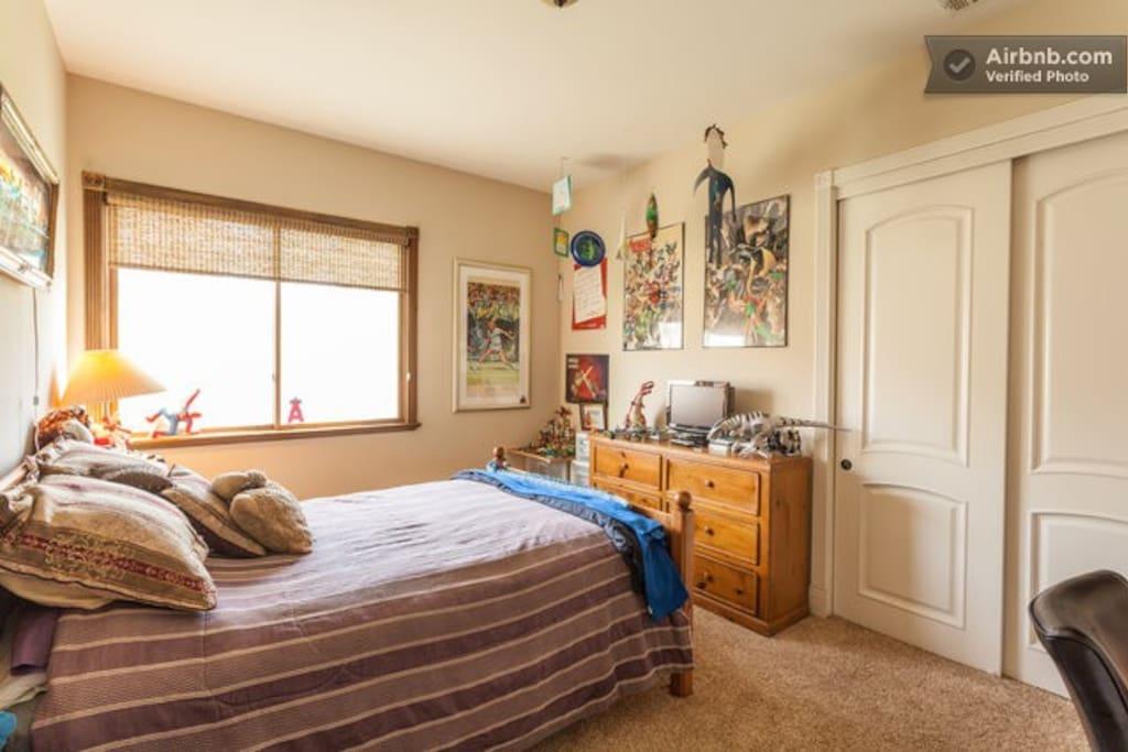 Bedroom #1 for rent