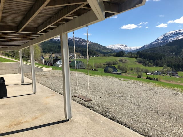Voss: New apartment with great nature view !