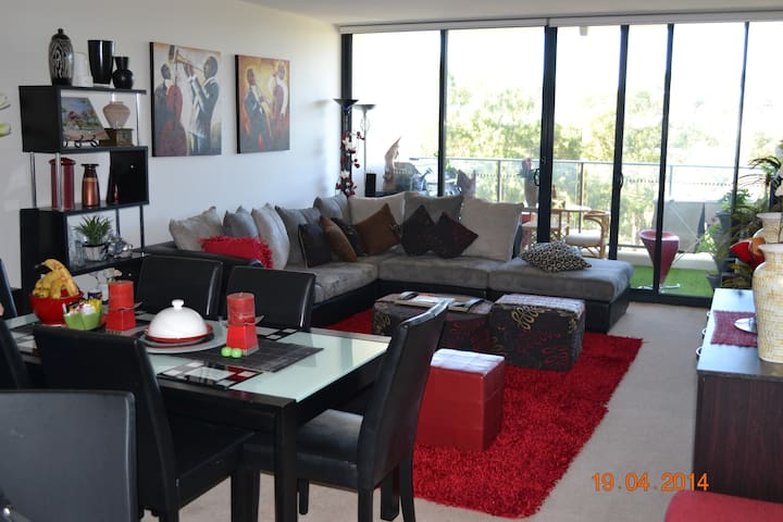 short term rental near city 279 - Lyneham - Apartament
