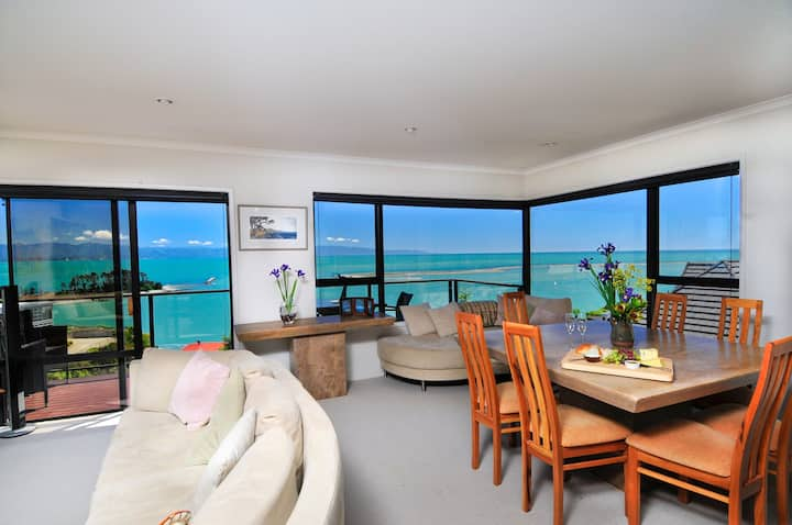 Ocean Dreaming - Nelson Holiday Home