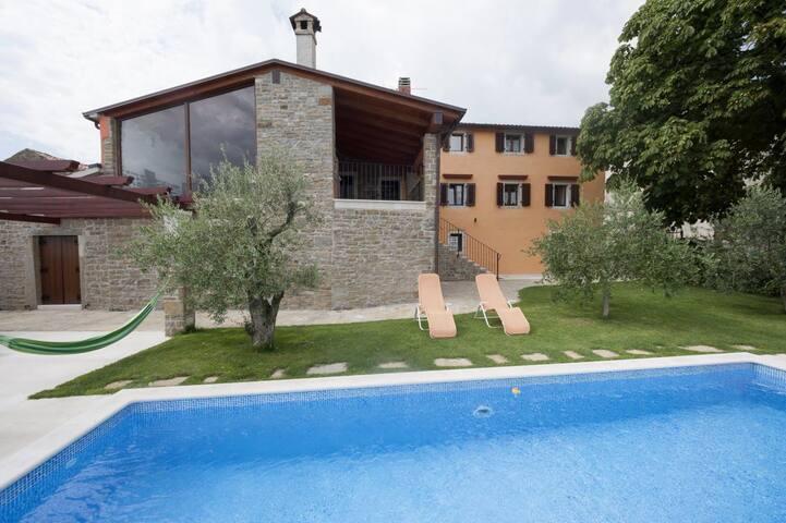 Villa Zamask - Pazin