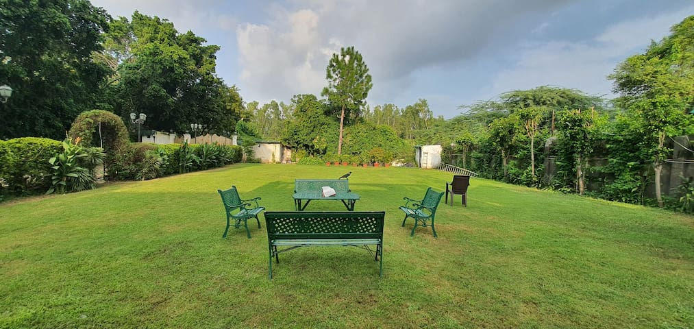 Staycation at Sainik Farms- Wedding, Party, Events