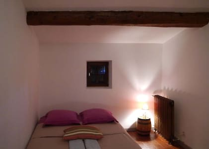 Rooms in the Luberon, in Provence