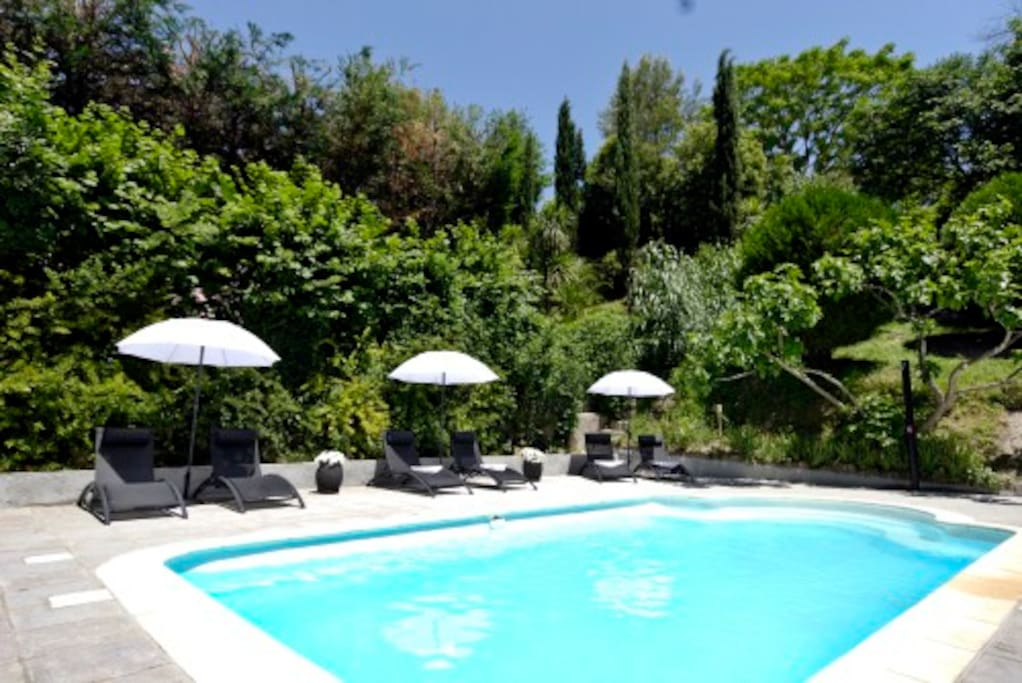 Villa La Bastide De L 39 Empereur Villas For Rent In La Colle Sur Loup Provence Alpes C Te D