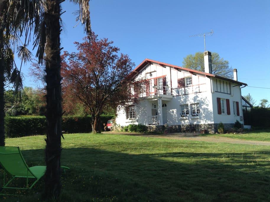 Maison de la Paloumére