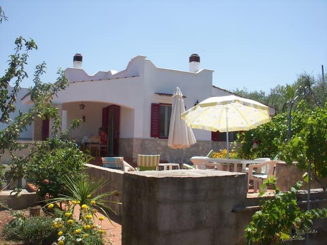 Villa with superb garden in Puglia! - Castellana Grotte - Villa