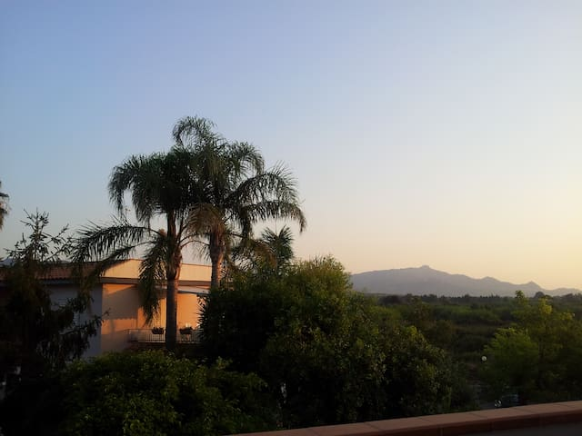 Perfect beach holiday appart. villa - Fondachello - Villa