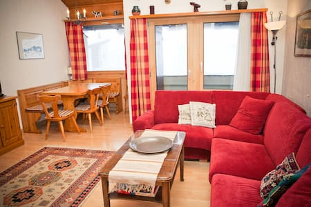 Dreamy holiday among the great Alps - Apartment