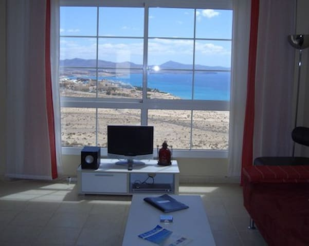 Lovely Apartment with Stunning View - Costa Calma
