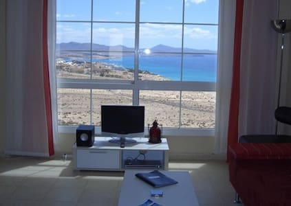 Lovely Apartment with Stunning View - Costa Calma - Apartmen