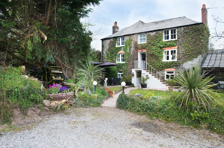 The ivy house B&B nr Padstow