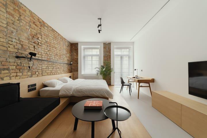 Spacious apartment 4