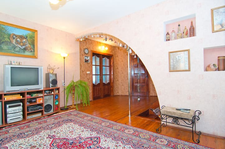 "Country villa ""On Zarechnaya Street - Kobryn - Bed & Breakfast"