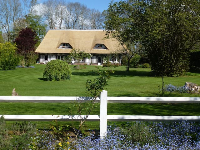 Charming holiday rental in Normandy