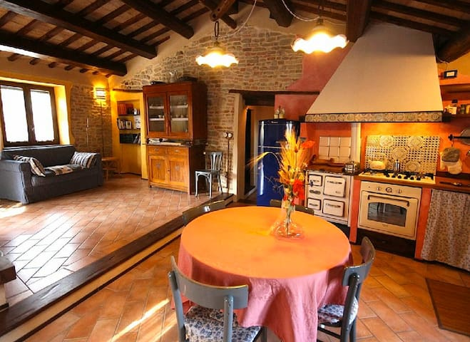 L'Arenaria Holiday House