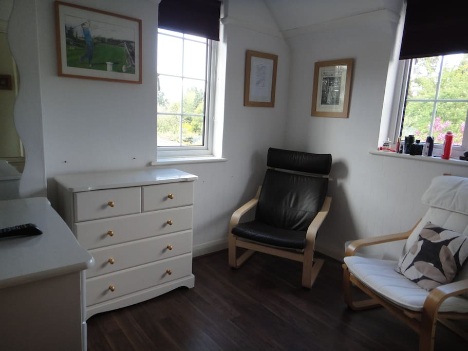 Small TV room or bedroom for child or baby
