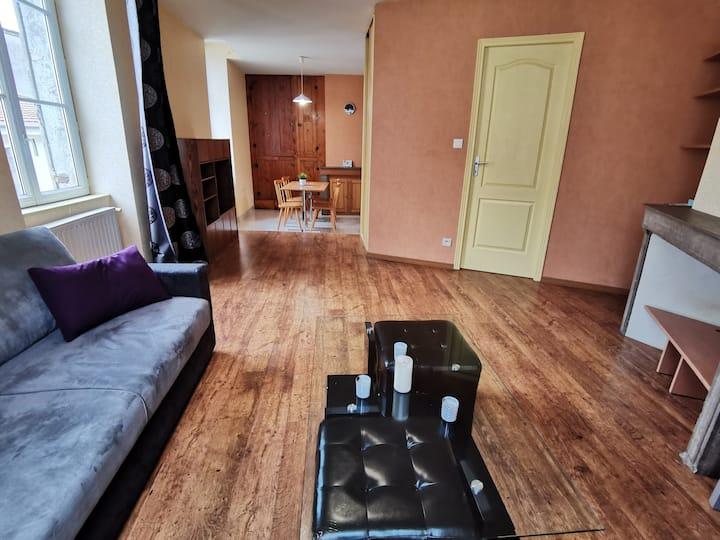 Appartement T2 Meublé Hyper-centre