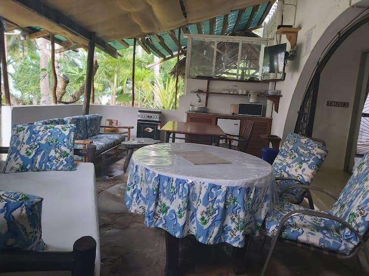 Tausi Cottage at Kivulini Paradise Beach.