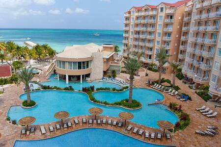 Divi Aruba Phoenix Beach Resortx - Palm Beach - Pis