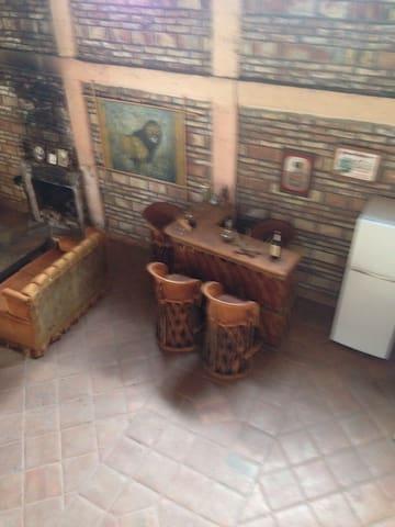 Cabaña de dos pisos Santa Veronica - Tecate - House