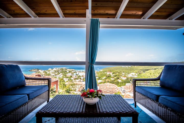 Two Bedroom Penthouse at Sunset Serenade Suites